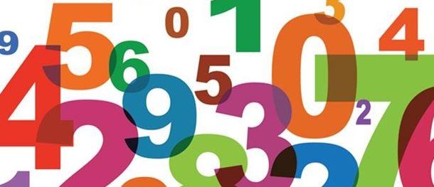 ingilizce sayılar