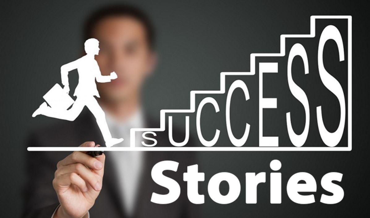 başarı hikayesi
