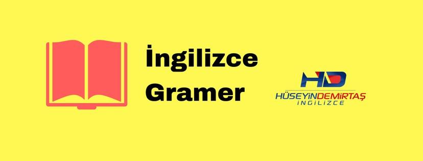 İngilizce Gramer / Dil Bilgisi