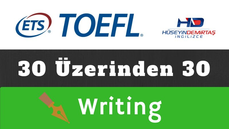 toefl ibt writing